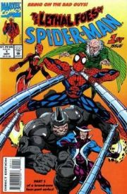 Lethal Foes Of Spider-man